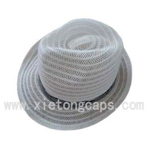 Paper Straw Hat with Paper Rope (JRS025) pictures & photos