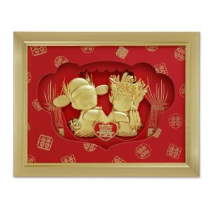 Wedding Dolls-China Couple (KS13R2532-01)