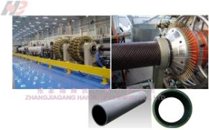 Steel Wire Reinforced Polyethylene Composite Pipe (SRP Pipe) Production Line