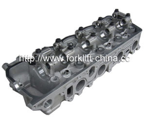 Forklift Parts 4g54 Cylinder Head for Mitsubishi