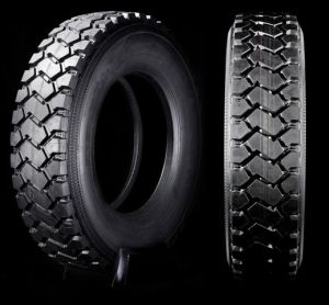 Block Pattern Truck Tyre (13.00R20; 14.00R20) pictures & photos