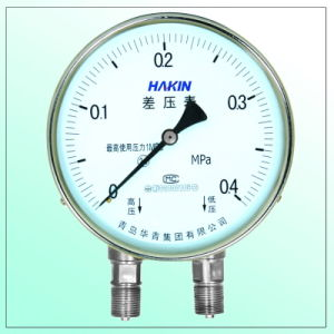 Stainless Steel Differential Pressure Gauge CTS CYW DWYER