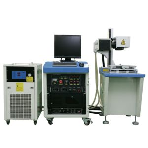 Laser Engraving Machine & Laser Marking Machine & YAG Laser Engraving Machine (TH-DLMS50 Series)