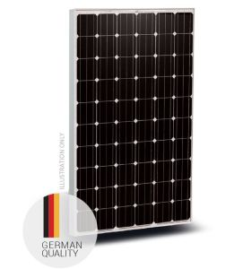 Pid Free Mono PV Solar Panel 280W German Quality Ae280m6-60 pictures & photos