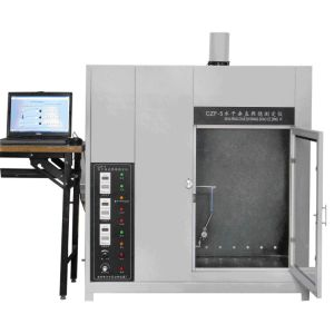 The Level of Direct Combustion Flame Retardant Analyzer (CZF-6)