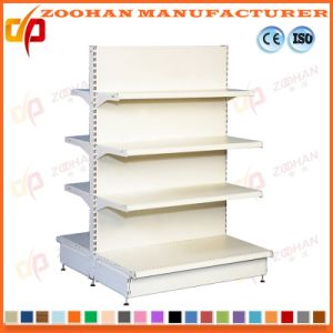 Manufactured Customized Supermarket Shelving (Zhs203) pictures & photos
