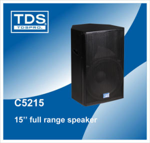 18 Sound Speaker C5215 pictures & photos
