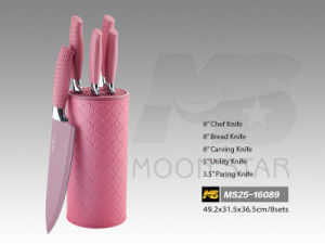 PP Handle Kitchen Knife (MS25-16089)