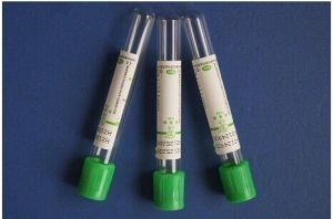 Vacuum Blood Collection Tube, Clot Activator, Pet/Glass, CE Approved
