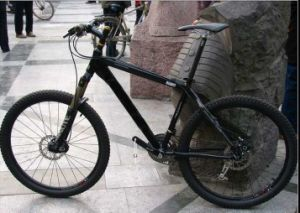 Carbon Fiber Mountain Bike