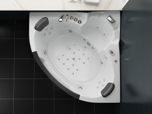 Whirlpool Bathtub, Hot Tub (MT-NR1501)