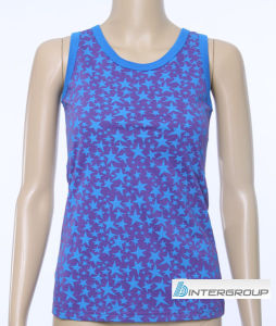 Lady′s Tank Top (BG-T130) pictures & photos