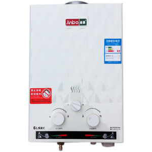 Low Pressure Flue Type Instant Gas Water Heater pictures & photos