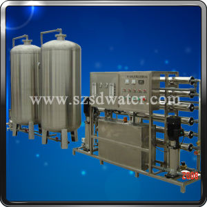 6000 L/H Pure Water Reverse Osmosis Purification Machine pictures & photos