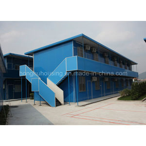 Light Steel Modular Low Cost Prefab House pictures & photos