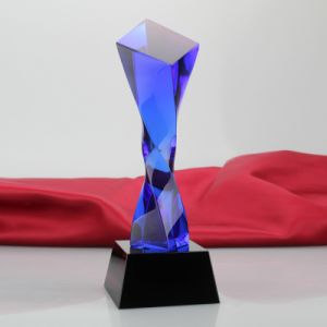 New Design High-Grade Crystal Awards Oscar Trophy Business Gift pictures & photos