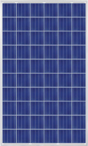 Csun 200-310W Poly Solar Panel with Ce, TUV Certificates Made in China