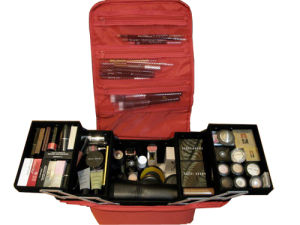 Travel Storage Cosmetic Durable Polyster Bag pictures & photos
