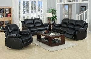 Terrific China Valencia 3 2 Bonded Leather Recliner Sofa Suite Alphanode Cool Chair Designs And Ideas Alphanodeonline