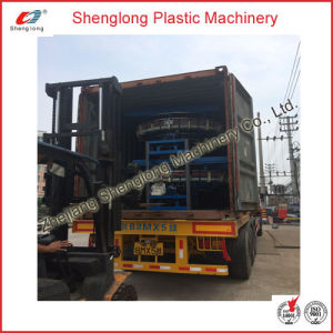 Plastic PP Powder Sugar Salt Woven Bag Making Machine pictures & photos