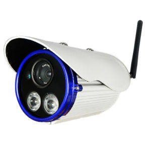 IP66 Waterproof CMOS Poe IP Camera (IP-8803) pictures & photos