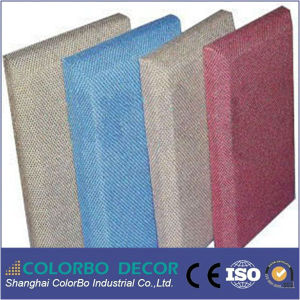 Soundproof Cloth Fabric Acoustic Wall Panel for Waiting Room pictures & photos