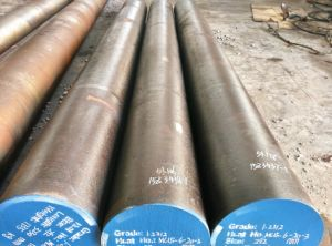 Steel Round Bars, Tool Steel Bars, Forged Steel Round Bars [1.2312] pictures & photos