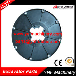 Coupling for Excavator Shaft Coupling Flexible Rubber pictures & photos