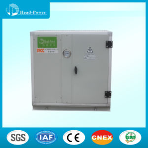 HVAC 7.5kw 7kw 8kw Mini Water Cooled Scroll Water Chiller pictures & photos