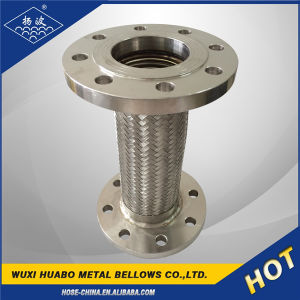 Flexible Flange Style Metal Mesh Hose pictures & photos