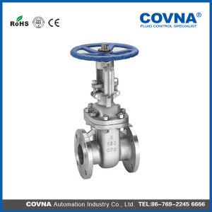 "1 1/4"" API Gear Operated Rising Stem Cast Steel Gate Valve"