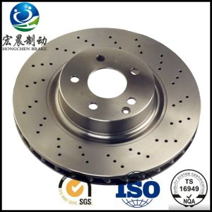 Precise Casting Brake Rotors on Sale