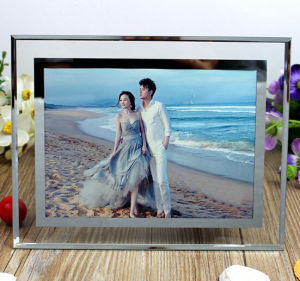 Exquisite Home Decoration Picture Frame Crystal Photo Frame pictures & photos