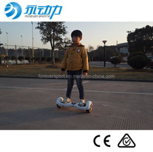 Chinese Manufacturer Supply Smart Self Balance Stand up Electric Two Wheel Kids Scooter