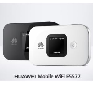 Huawei E5577 Pocket WiFi E5577s-321 Cat4 4G Lte Mobile Wireless Router with  SIM Card Slot