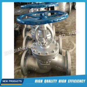 DIN Carbon Steel Wcb/GS-C25/Gp240gh/1.0619 Flange Globe Valve pictures & photos