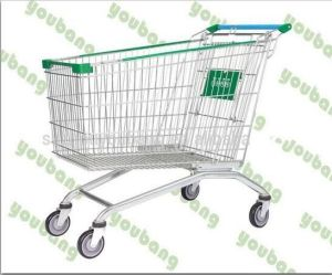 European Shopping Trolley (YB-B-150L) pictures & photos