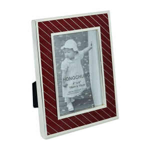 Classic Metal Aluminum Picture Frame for Home Deco pictures & photos