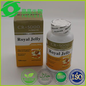 Anti-Inflammatory Organic Bee Royal Jelly Capsule pictures & photos