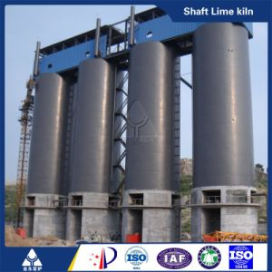 High Efficient Active Quick Lime Vertical Kiln for Sale pictures & photos