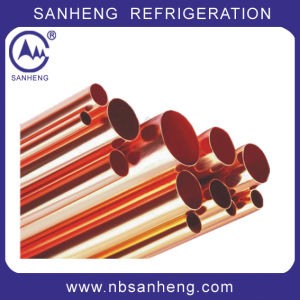 Straight Copper Tube for Refigeration pictures & photos