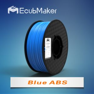1.75mm ABS Filament for 3D Printer Blue Color pictures & photos