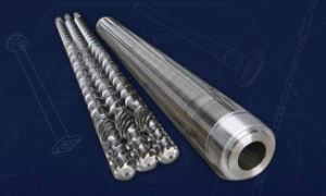 Extrusion Screw for Thermoplastics/Rubber/Food Industry/Chemical Industry