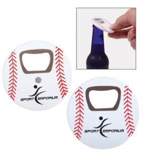 Plastic Promotional Baseball Bottle Openers (PM225) pictures & photos