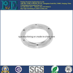 OEM Custom CNC Machining Anodized Aluminum Rings