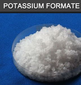 Oil Drilling CAS No.: 590-29-4 Formic Potassium Salt, 96%Min. Potassium Formate pictures & photos