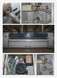 Three Rollers (2800mm) Fully Automatic Industrial Laundry Flatwork Ironer (Gas) pictures & photos