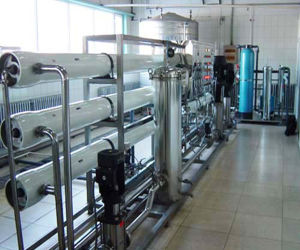 12tph High Quality Reverse Osmosis Well Water Filtration Unit pictures & photos