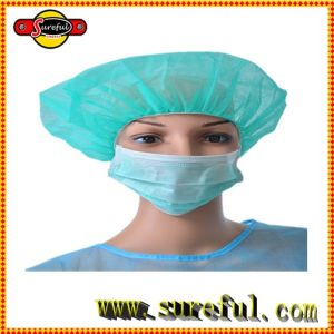 Disposable Earloop Non Woven Face Dust Mask pictures & photos