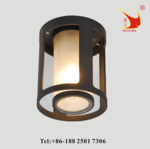 European Style Ceiling Wall Mounted Light for Outdoor, Round, IP54
